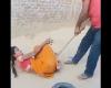 【インドの日常】男が妻を徹底的にDVする動画がヤバい。